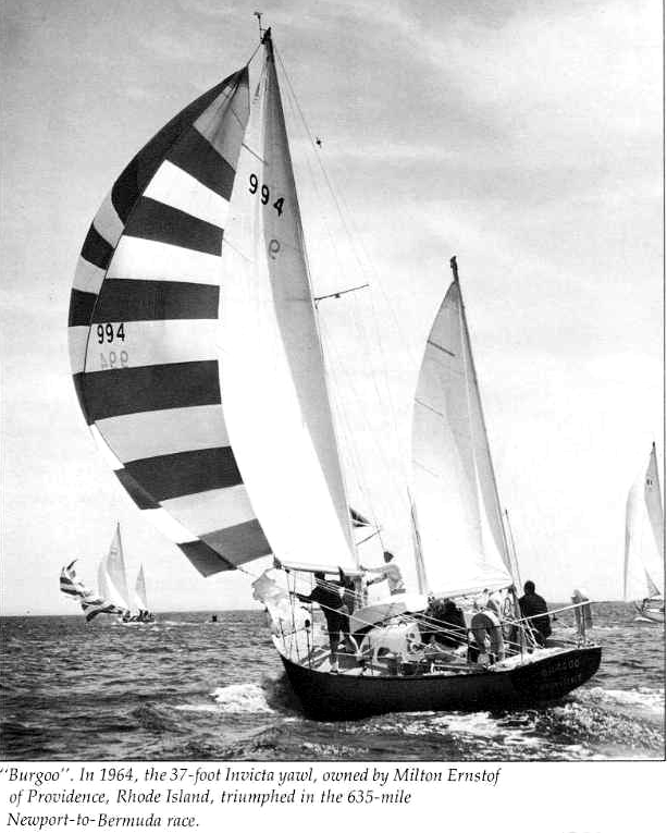 Pearson Yachts Founders