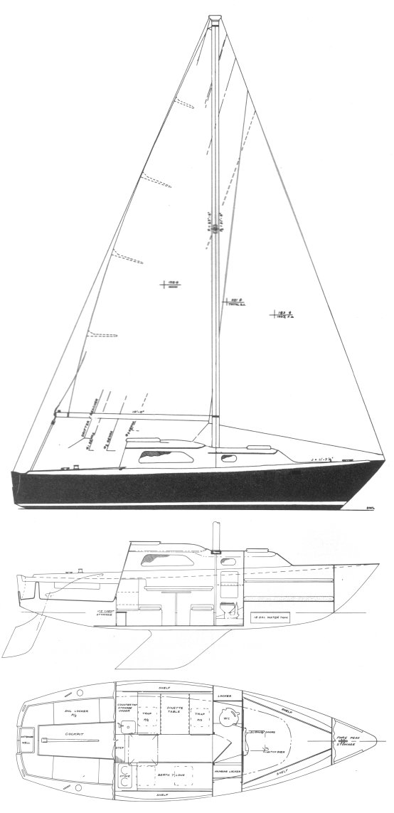 P26 Line Drawing