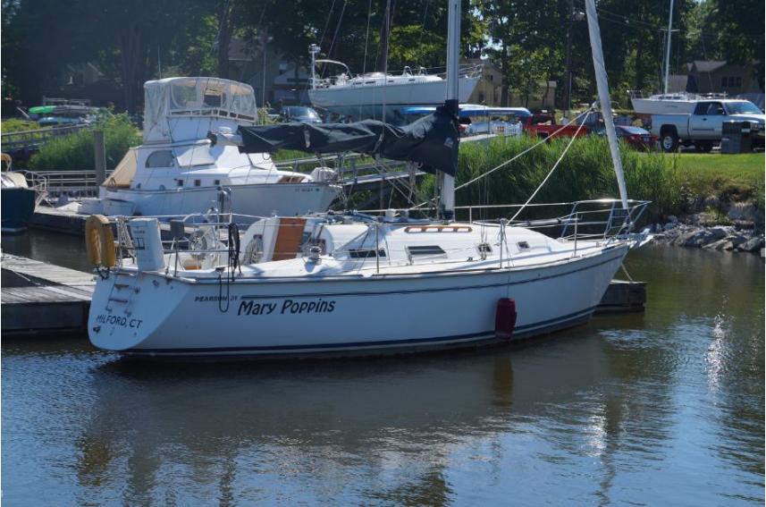 Pearson 31-2 Sailboat